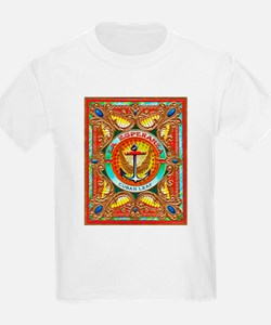 Cuban Art Cigar Label T-Shirt