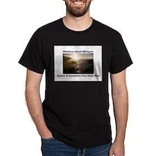 Sunset at Deception Pass Stat T-Shirt