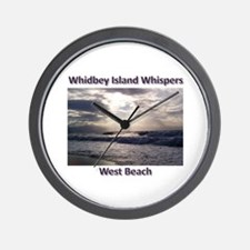 West Beach Wall Clock