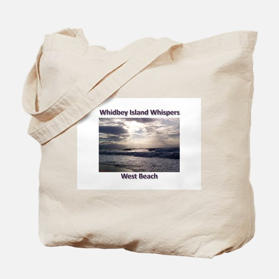 West Beach Tote Bag
