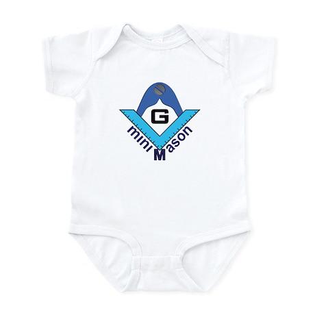 The Mini Mason Infant Creeper