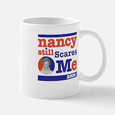 Nancy Reagan Still Scares Me Mug