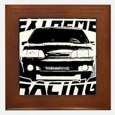 New Mustang Racing Framed Tile