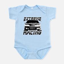 New Mustang Racing Infant Bodysuit