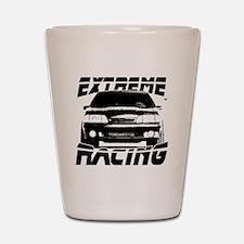 New Mustang Racing Shot Glass