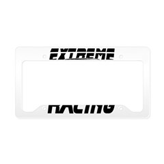 New Mustang Racing License Plate Holder