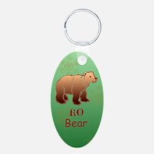 Baby Cherokee Bear Keychains