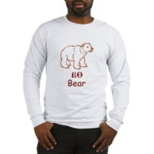 Baby Cherokee Bear Long Sleeve T-Shirt