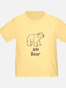 Baby Cherokee Bear T