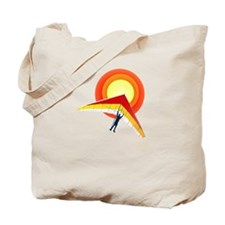 Hang Glider Tote Bag