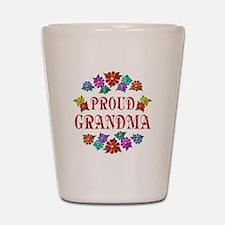 Proud Grandma Shot Glass