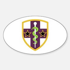 SSI-ARMY RESERVE MEDICAL COMMAND Decal