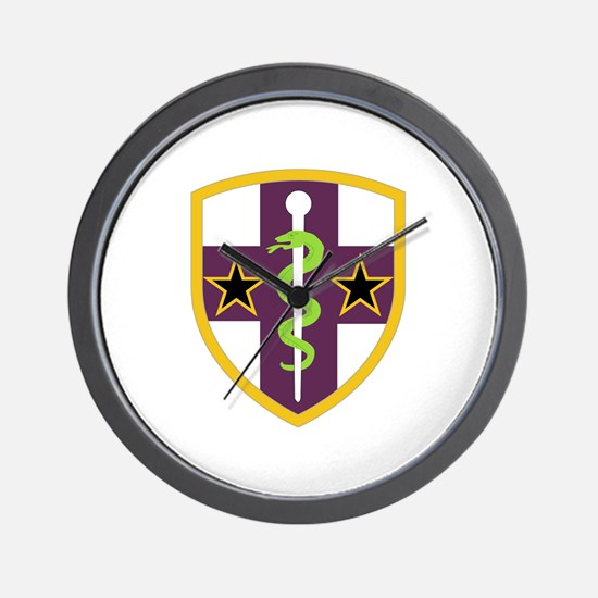 SSI-ARMY RESERVE MEDICAL COMMAND Wall Clock