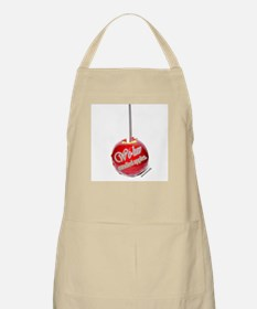 We Luv Candied Apples Apron