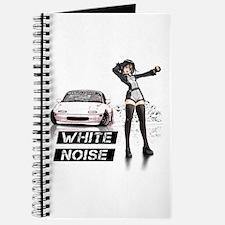 Cool Anime girl Journal