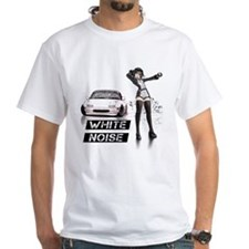 White MX5 Miata Drift anime T-Shirt