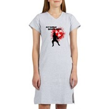 Atomic Samurai Women's Nightshirt