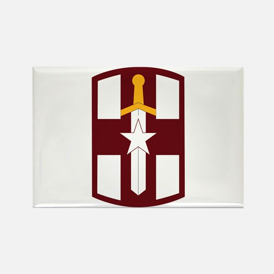 SSI - 807th Medical Support Command Rectangle Magn