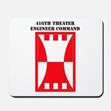SSI-416TH THEATER ENGINEER COMMAND WITH TEXT Mouse