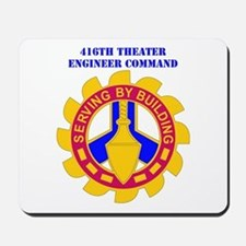 DUI-416TH THEATER ENGINEER COMMAND WITH TEXT Mouse