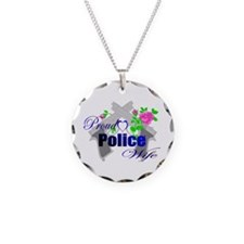 """Police Wife"" Necklace"
