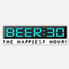 Beer30-10X3Bump Bumper Bumper Bumper Sticker