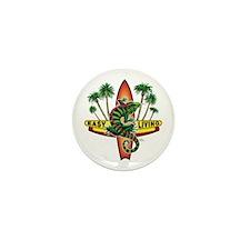 Easy Living Lizard Mini Button (100 pack)