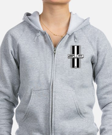 5.0 2012 Zipped Hoody