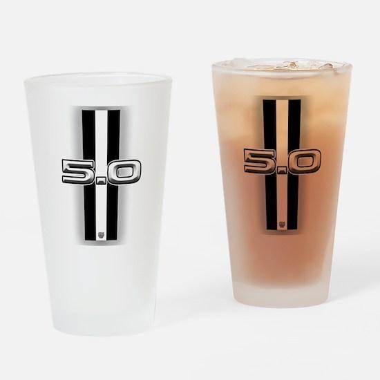 5.0 2012 Drinking Glass