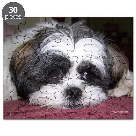 Shih Tzu Calendar Puzzle