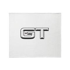 GT 2012 Throw Blanket