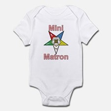 OES Mini Matron Infant Creeper