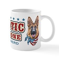 Patriotic - German Shepherd Mug