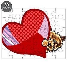 Love Norwich Terriers Puzzle