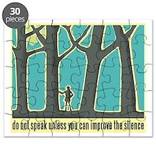 John Muir Quote Puzzle