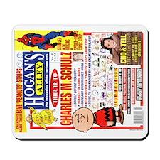 Hogan's Alley #8 Mousepad