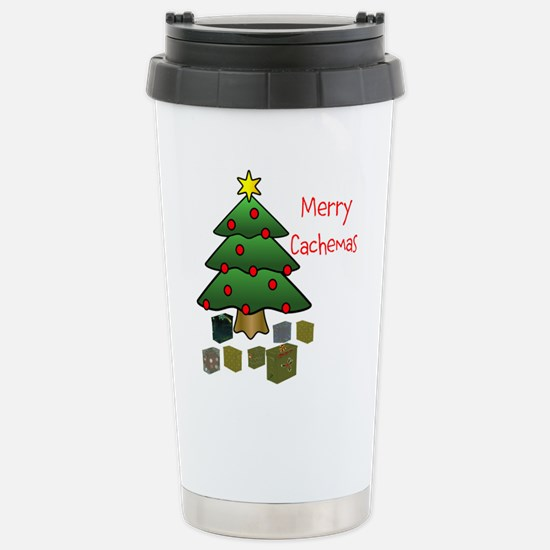Merry Cachemas Stainless Steel Travel Mug
