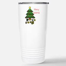 Merry Cachemas Travel Mug