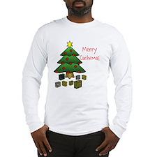 Merry Cachemas Long Sleeve T-Shirt