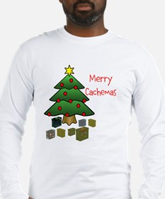 Merry Cachemas Long Sleeve T-Shirt