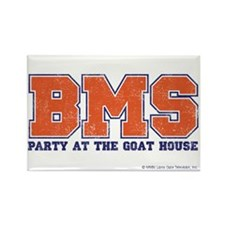 BMS Party Rectangle Magnet