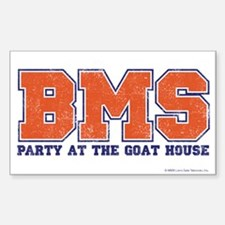 BMS Party Sticker (Rectangle)