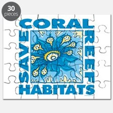 Save Coral Reefs Puzzle