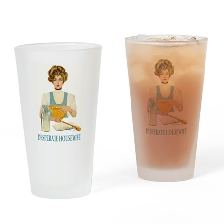 DESPERATE HOUSEWIFE Drinking Glass