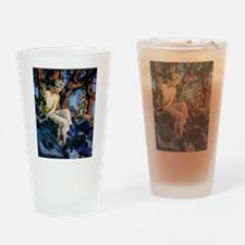 GNOMES & FAIRY QUEEN Drinking Glass