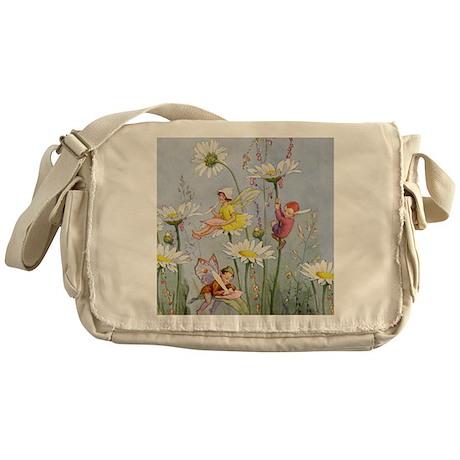 MOON DAISY FAIRIES Messenger Bag