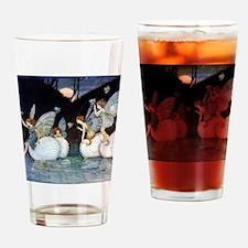 NAUTILUS FAIRIES Drinking Glass
