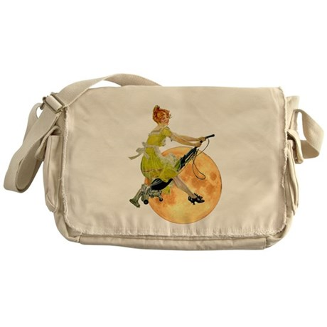 DOMESTICATED WITCH Messenger Bag