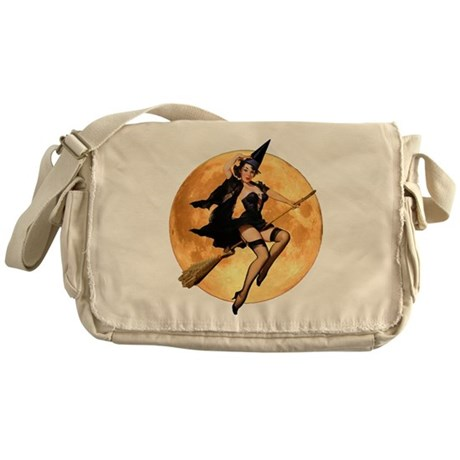 WITCH'S MOON Messenger Bag