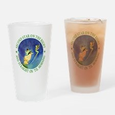 PETER PAN - FAIRY DUST Drinking Glass